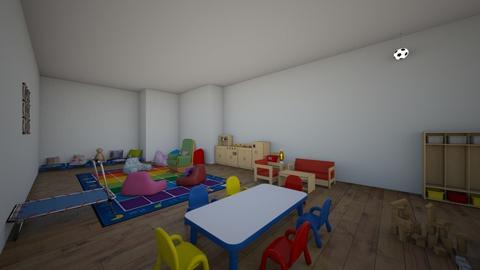 Kindergarten Class - Kids room - by kayla_penn
