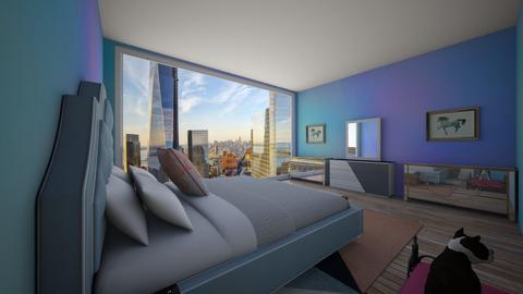 Unicorn Room - Bedroom - by Brooklyn_Baddie