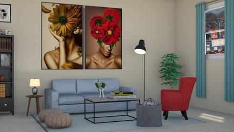 liv_room - by maritaaslamazashvili