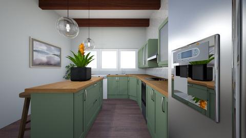 dream house kitchen 2 - Kitchen - by msand0
