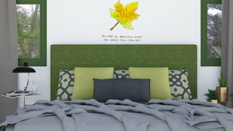 Come Home - Bedroom - by Fairlight