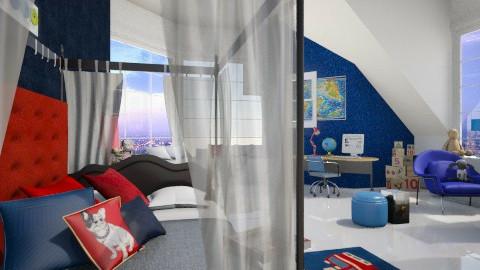 Little Prince  - Modern - Kids room - by K32 lolololol