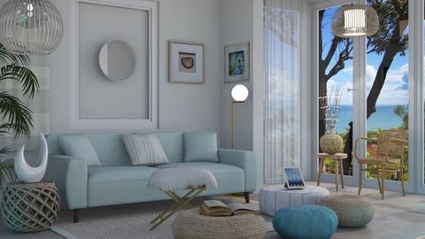 M_Happy - Living room - by milyca8