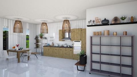 IP Artisan Kitchen - by Adq