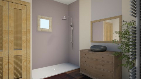 My - Bathroom - by amandine evieux