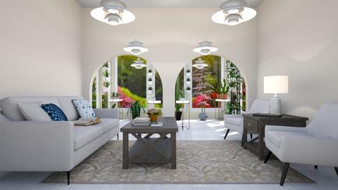 Sun Room - Modern - Living room - by millerfam
