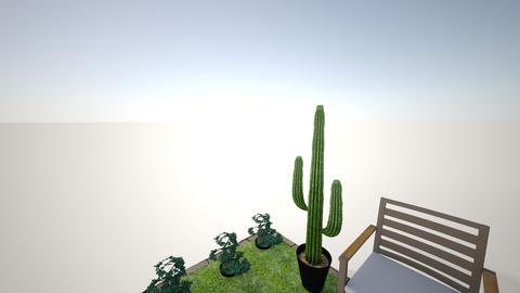 Garden3d view2 - Office - by Ebbiwebs73
