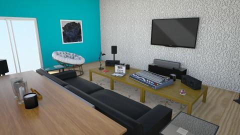 Chilled Studio - Office - by stryngslynger