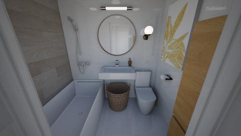 Kupaona kut v2 - Bathroom - by Dinamo1234