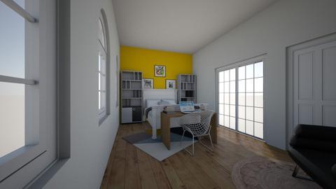 book nerd  - Bedroom - by bethnay A