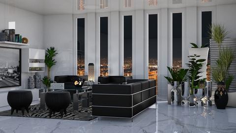 PeB Saloon - Modern - Living room - by soralobo