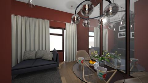 Small flat - by czoriszka
