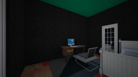 Noice - Modern - Bedroom - by RocksannFishy