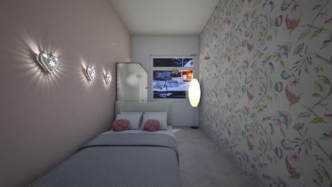 HR - Feminine - Bedroom - by Twerka