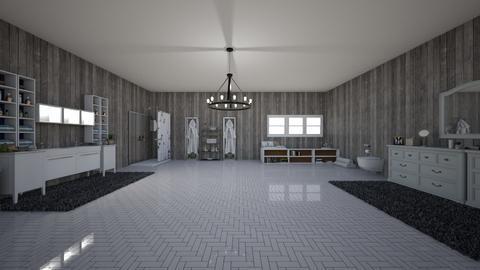 Master Bedroom - Bathroom - by ChewieIsMyDog