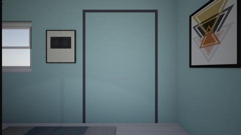 Teen room entry - Rustic - Bedroom - by Jojo_bear27