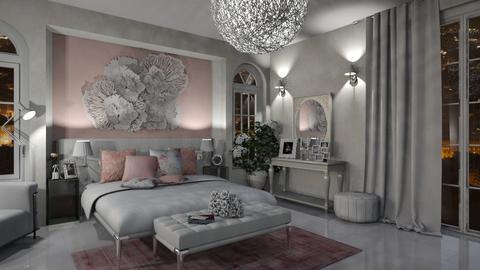 Pretend Lauren - Glamour - Bedroom - by mattheww14yr