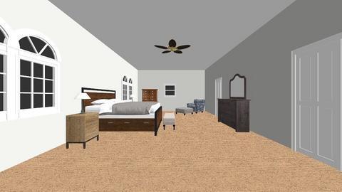 Bedroom - by viggie
