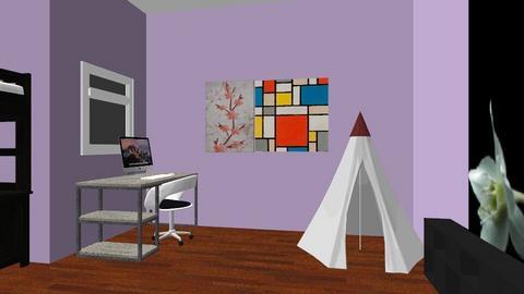 dream room - Kids room - by Srami47