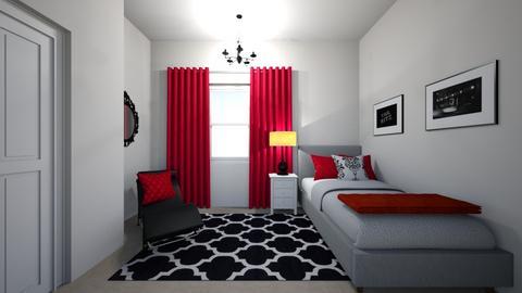 Tower of Terror Bedroom - Bedroom - by lydianne