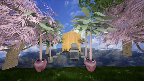 garden shed - Country - Garden - by samijaden