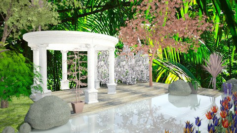 The Garden - Garden - by jlively