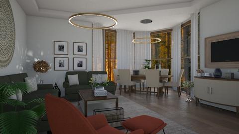EF - Living room - by likuna485
