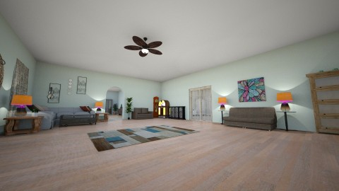 my dream home - Modern - Living room - by Anita Coleman_481