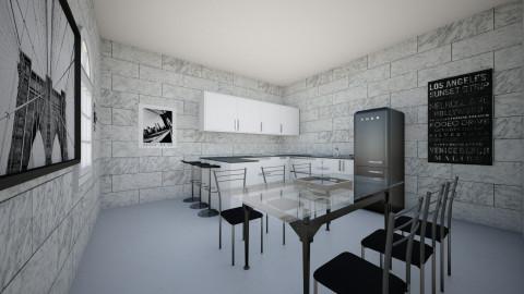 kitchen - Modern - Kitchen - by zoe793