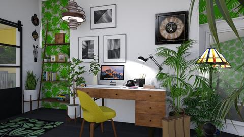 urban office jungle - Global - Office - by donella