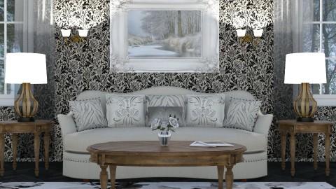 S_Margot - Classic - Living room - by milyca8