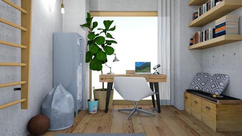 Brankova izba - Kids room - by dlhagi