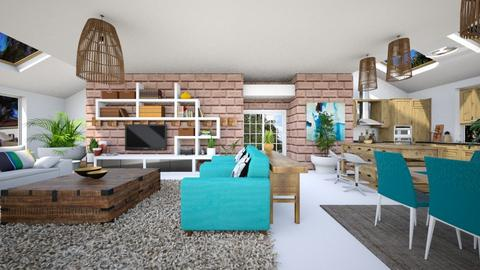 PiA II - Living room - by nanabpf