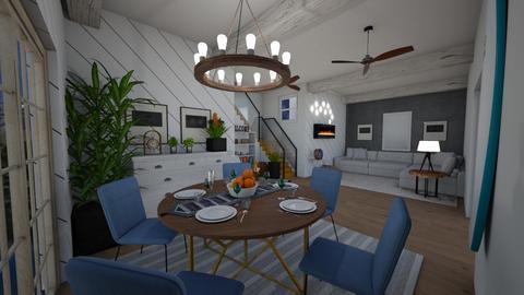 dldr - Dining room - by dena15