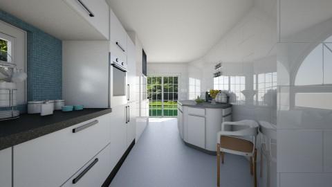 kitchen  - by lizzymay