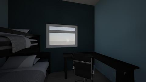 Brandon room - Kids room - by troybadoodsvavadw