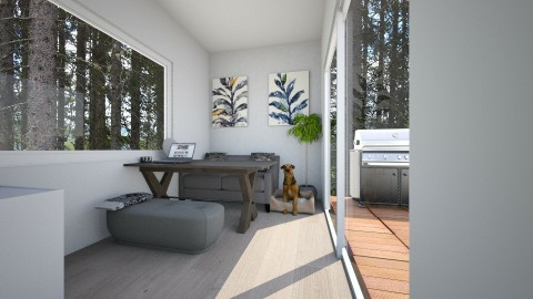 ckv project tiny house - Living room - by fc122926