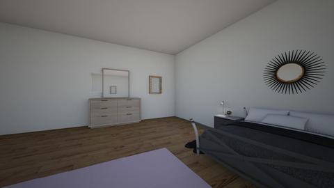 classic room - Classic - Bedroom - by ahanton25