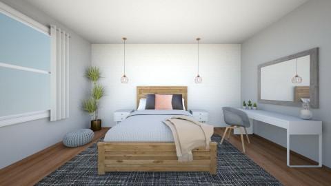 bedroom - by vanessa_wathier