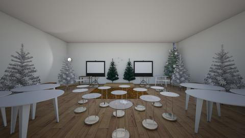 Christmas Markup - Classic - Office - by mwalsh1