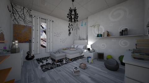 7 - Bedroom - by Asura Kunvara