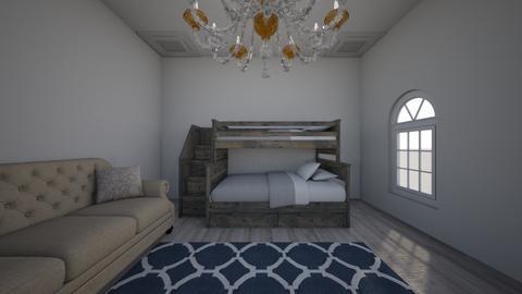 Teens room - Modern - Bedroom - by idontcareaboutaname