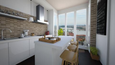 Kitchen - Modern - Kitchen - by Tuija