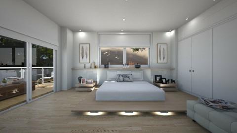 bedroom - by Zeneide