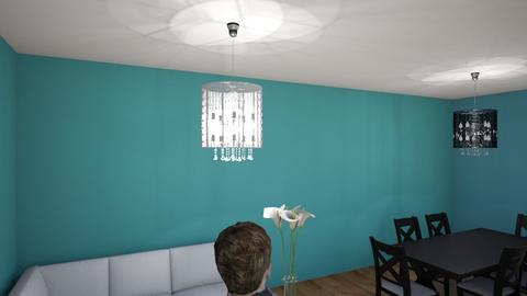 sala - Retro - Living room - by joss lopez