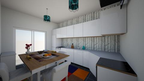gaziemir - Modern - Kitchen - by ilhantekin