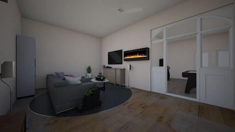 modern home - Modern - by mel_Town56