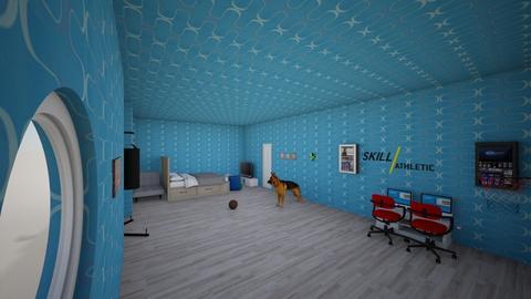 Dream room - Bedroom - by Jnk5957