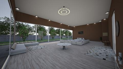 Citizen OAK - Minimal - Living room - by jarellano89