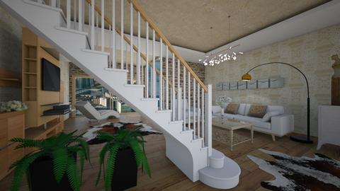 RB - Modern - Living room - by Saj Trinaest